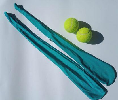 Sock Poi Turquoise